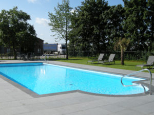Buitenbad Aquafun Wellness