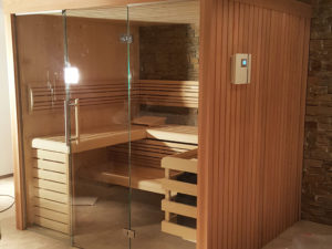 Sauna Aquafun Wellness